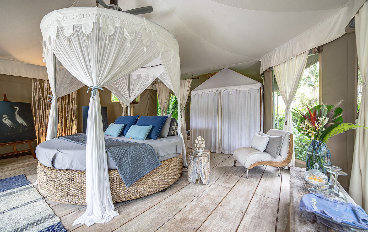 glamping 9 places to only pretend you re roughing it off repellent. Black Bedroom Furniture Sets. Home Design Ideas