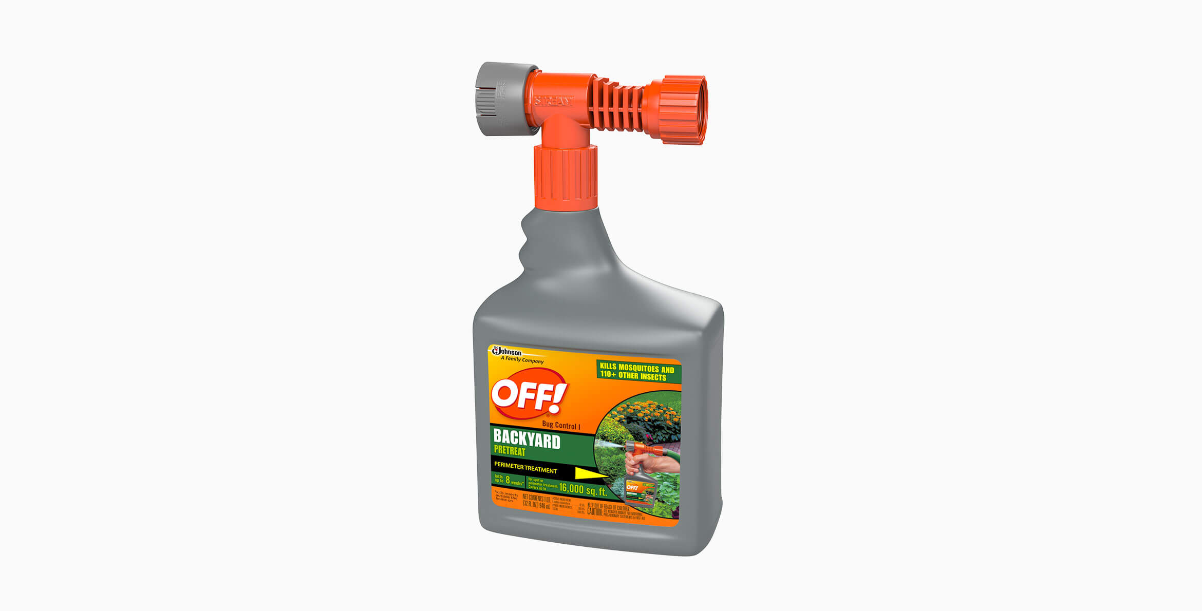 off bug control i off repellent