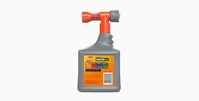 OFF!® Bug Control I - OFF!® Bug Control I OFF!® Repellent