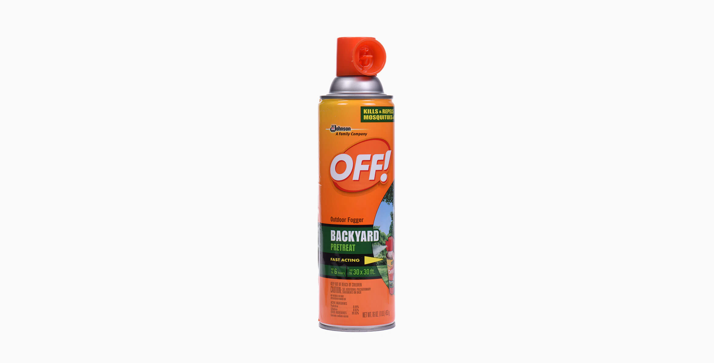 off outdoor fogger off repellent