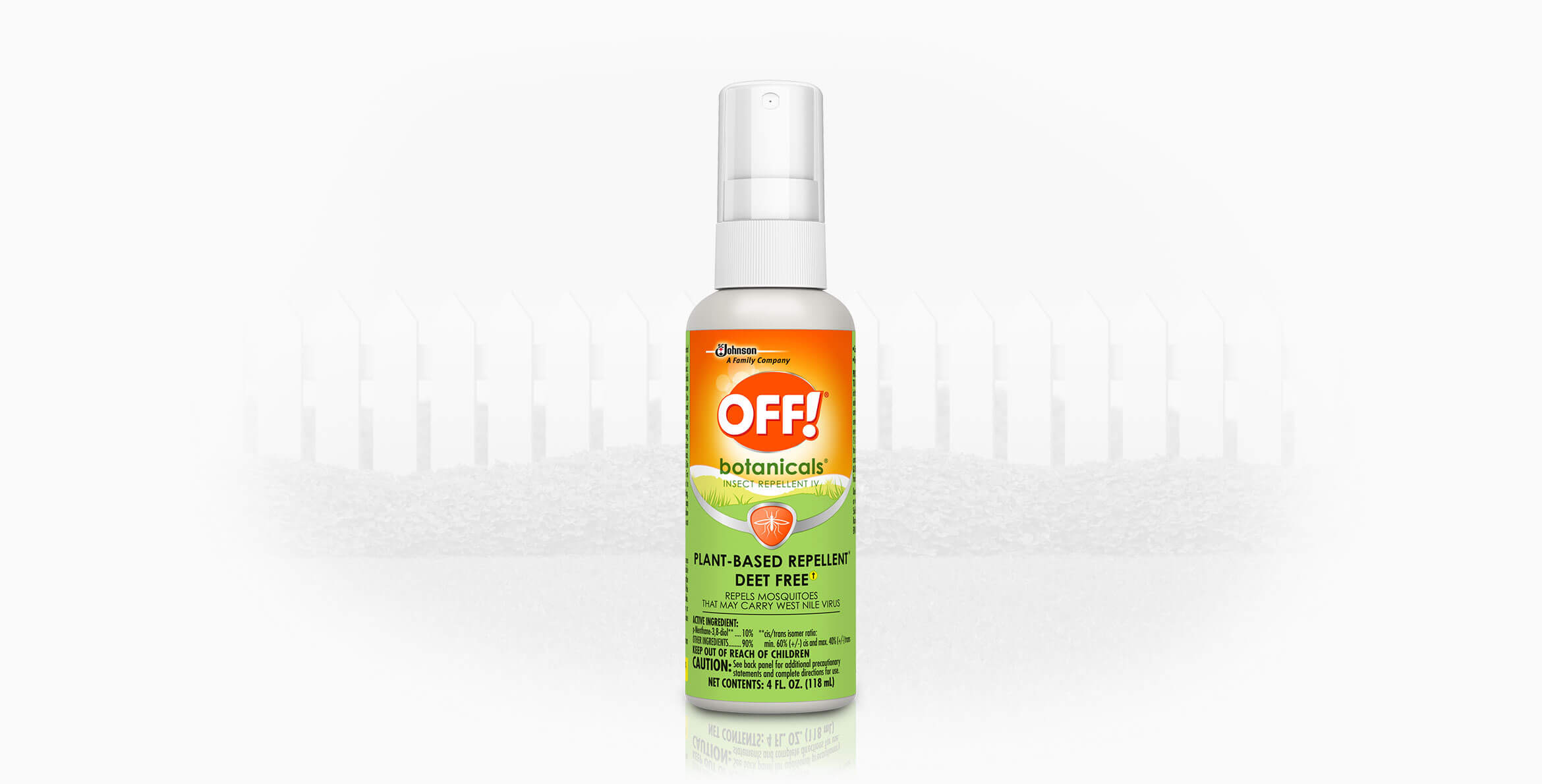 Off Botanicals Insect Repellent Iv Off Sc Johnson