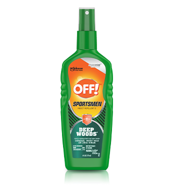 OFF!® Sportsmen Deep Woods®  Insect Repellent 2