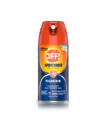 OFF!® Sportsmen Insect Repellent 7 with Picaridin