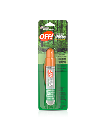 OFF! Deep Woods® Insect Repellent VII Mini Pump Spray
