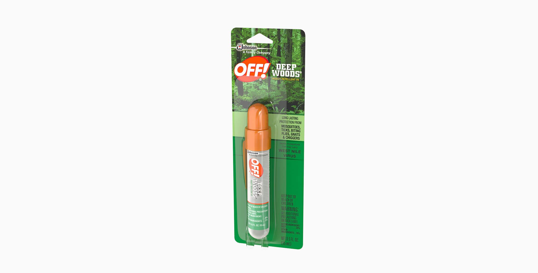 Off Deep Woods 174 Insect Repellent Vii Mini Pump Spray