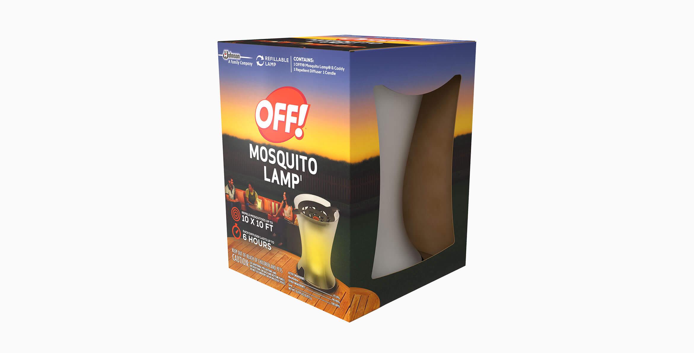 OFF!® Mosquito Lamp I   OFF!® Repellent