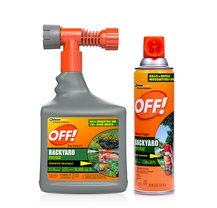 Backyard Products | OFF!® Repellent - OFF!® Backyard Products OFF!® Repellent