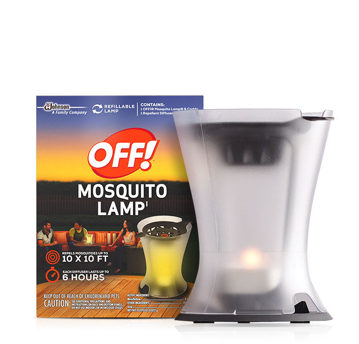 OFF!® Mosquito Lamp