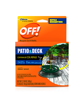 OFF!® Mosquito Coil III Refills